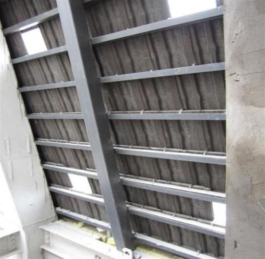 钢结构龙骨坡屋面挂瓦施工标准
